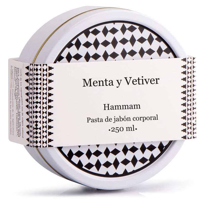 Hammam Mint and Vetiver