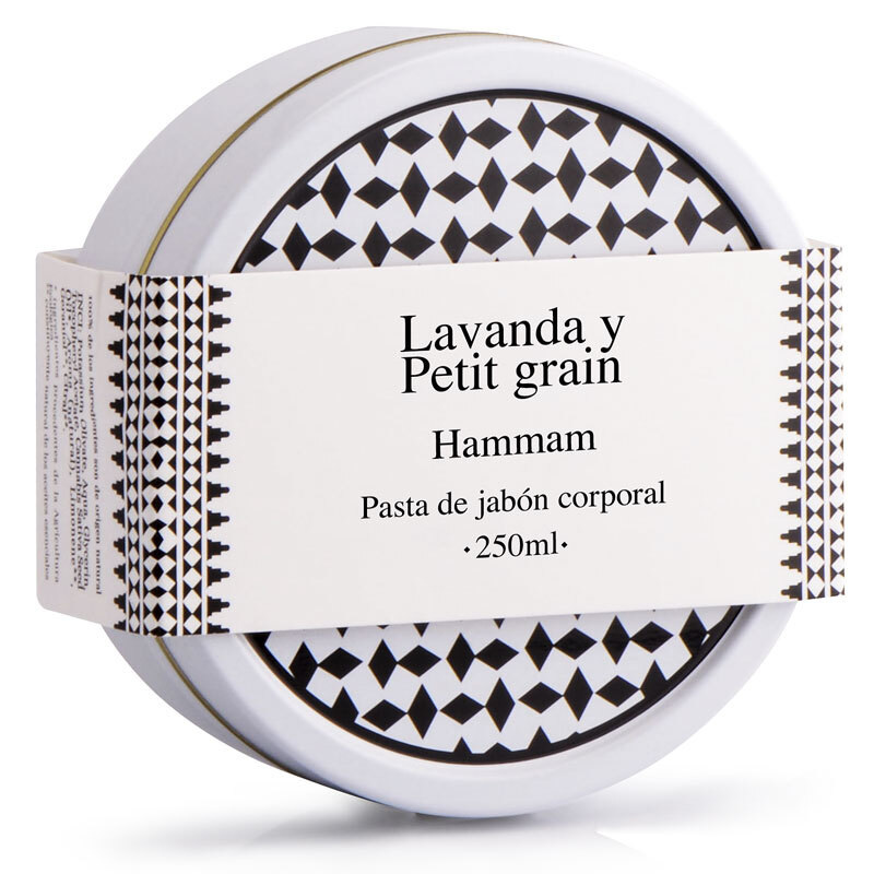 Hammam Lavender and Petit grain