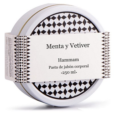 Mint and Vetiver